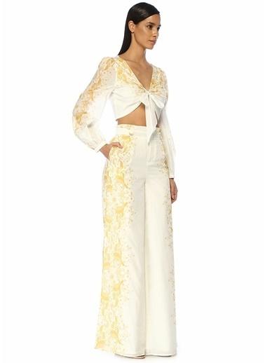 Beymen&Designer Bluz Beyaz